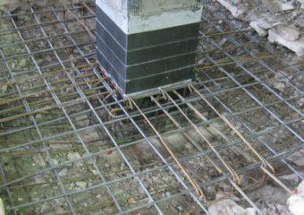 Miglioramento sismico al 60% mediante il sistema CARBOSTRU® C-System M+N+ per i pilastri al piano terra e piano primo del punto vendita UNICOOP Tirreno di Rosignano Solvay (LI).