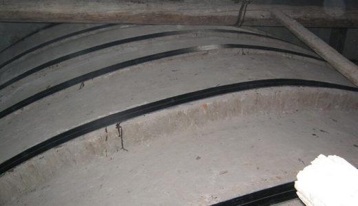 Rinforzo strutturale volta a botte della Chiesa di Ossanesga – Valbrembo (BG)