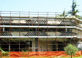 Adeguamento sismico dei padiglioni di medicina e chirurgia dell'Università degli studi di Salerno