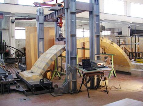 cdett1 sperimentazioni consolidamento muratura mediante frp