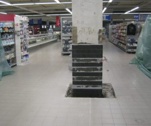 coop pilastro c-system negozio