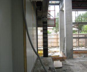 miglioramento sismico supermercato Coop Cento FE