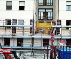 Miglioramento sismico ospedale di Casalpusterlengo