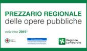Pubblicato il nuovo prezziario 2019 della Regione Lombardia