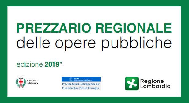 prezzario regionale lombardia opere pubbliche 2019