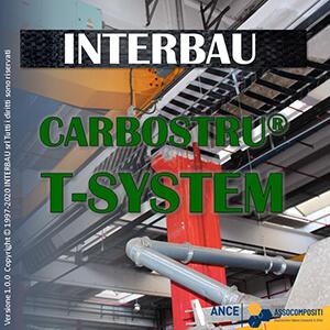 CARBOSTRU® T-System | Consolidamento travi