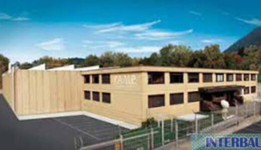Stabilimento PAMP GOLD  S.A.- Chiasso