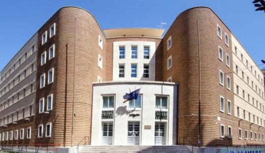 Adeguamento sismico sede Corte dei Conti Roma