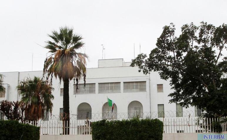 Adeguamento sismico Ambasciata D'Italia - Tripoli (LIBIA)