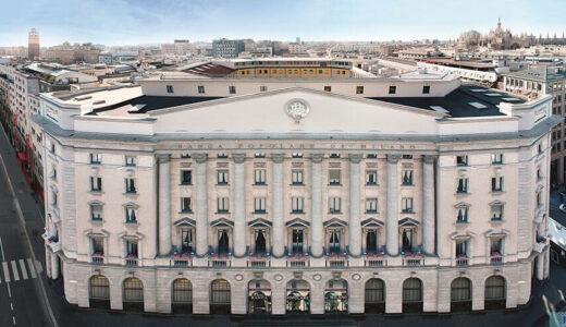 Consolidamento statico copertura sede Milano Banco BPM