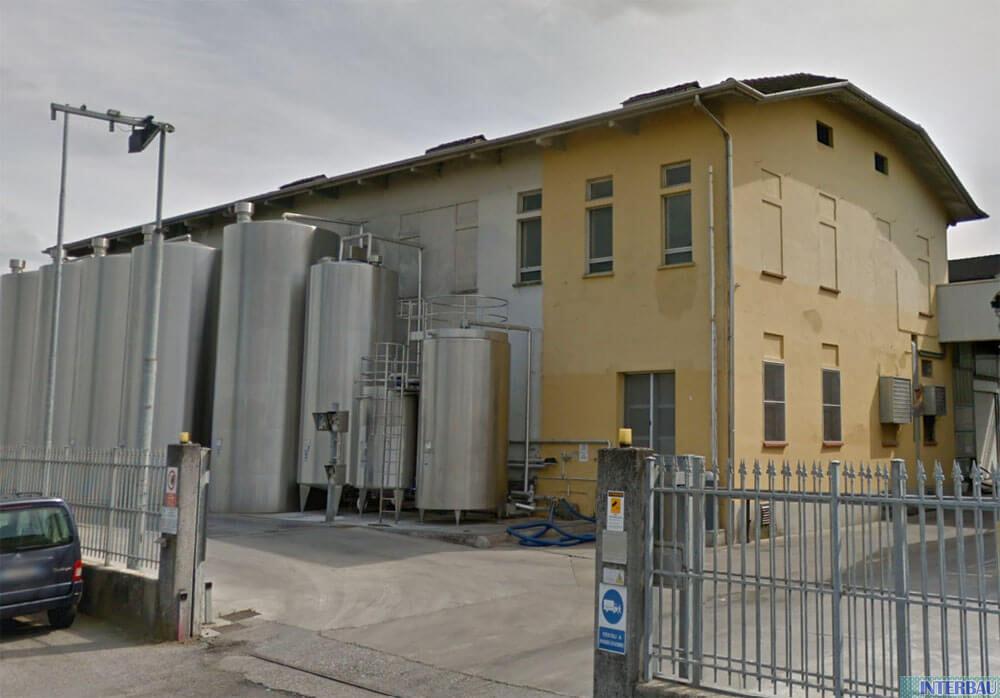 Miglioramento sismico Stabilimento Latteria Soresina 2019