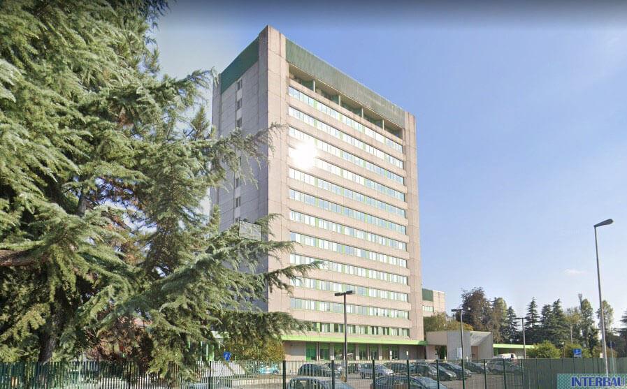Miglioramento sismico IRCCS Multimedica - Sesto San Giovanni (MI)