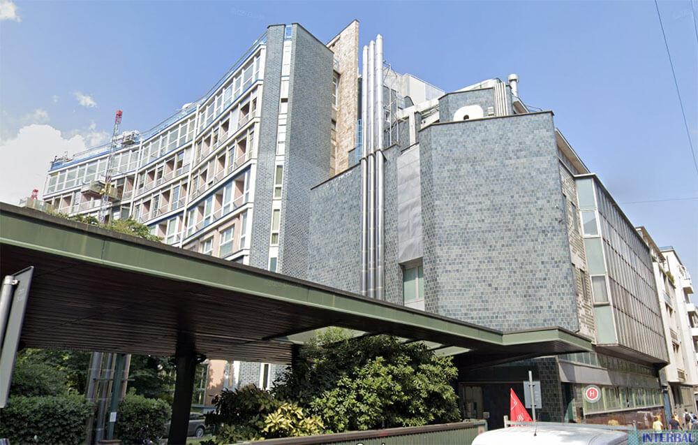 Miglioramento sismico Casa di Cura La Madonnina - Milano