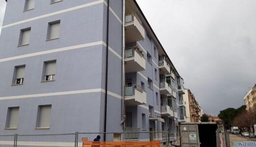 Miglioramento sismico/ Eff. energetico condominio +2 Classi Via Tevere – Teramo