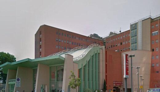 Miglioramento sismico  Ospedale di Lodi -1° lotto